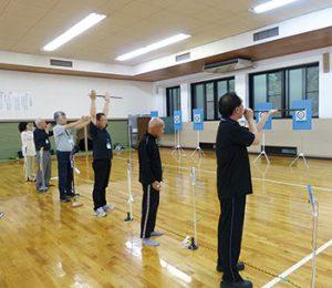 和歌山県立武道館(和歌山市和歌浦西)の教室