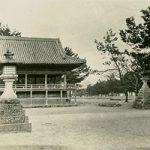 紀州百景89〜日前・国懸両神宮の社頭風景(昭和)
