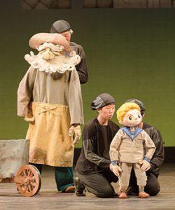 人形劇団むすび座「チト みどりのゆびをもつ少年」