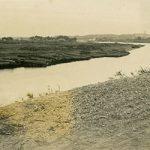 紀州百景93〜紀の川にあった中洲(昭和)