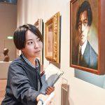 お仕事図鑑 学芸員 和歌山県立近代美術館〜藤本真名美さん