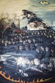 貫名獅朗 生誕104年「絵画の世界」