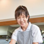 広く愛される〝母の味〟〜こたま食堂 店長 大硲和恵さん
